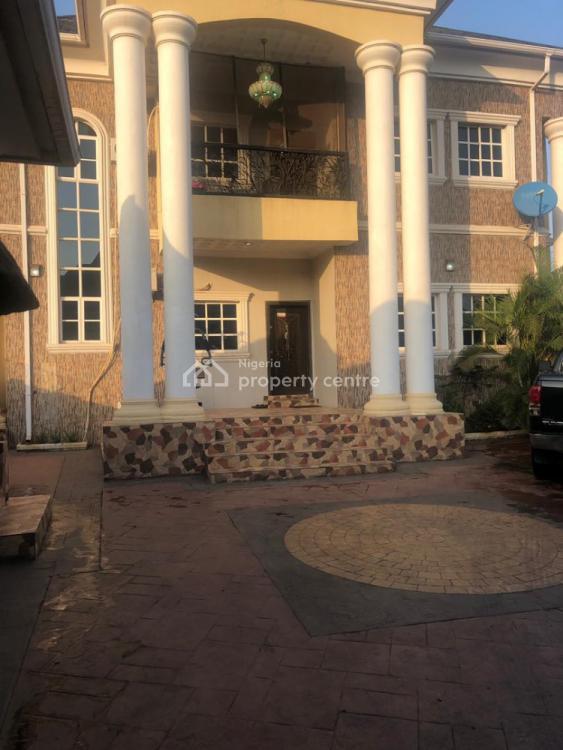 Executive 5 Bedroom Suited Detached Duplex with 3 Bedroom Bungalow, Golf Estate Phase 2,old Gra, Enugu, Enugu, Detached Duplex for Sale