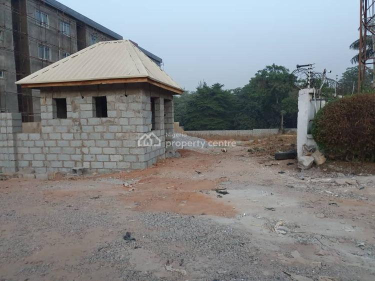 2200sqm Fenced Land with Commercial Viability, Ahmadu Bello Way, Garki, Abuja, Residential Land for Sale