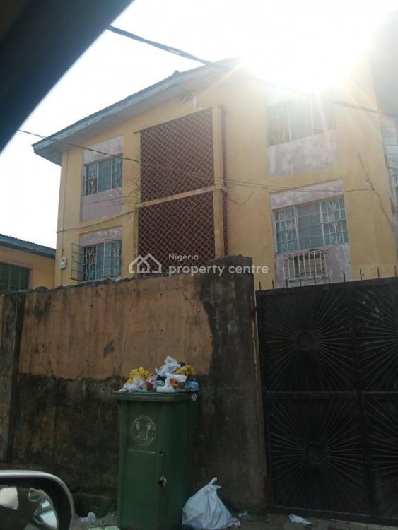 Block of 6 Flats of 3 Bedrooms, Adekunle Kuye, Kilo, Surulere, Lagos, Block of Flats for Sale