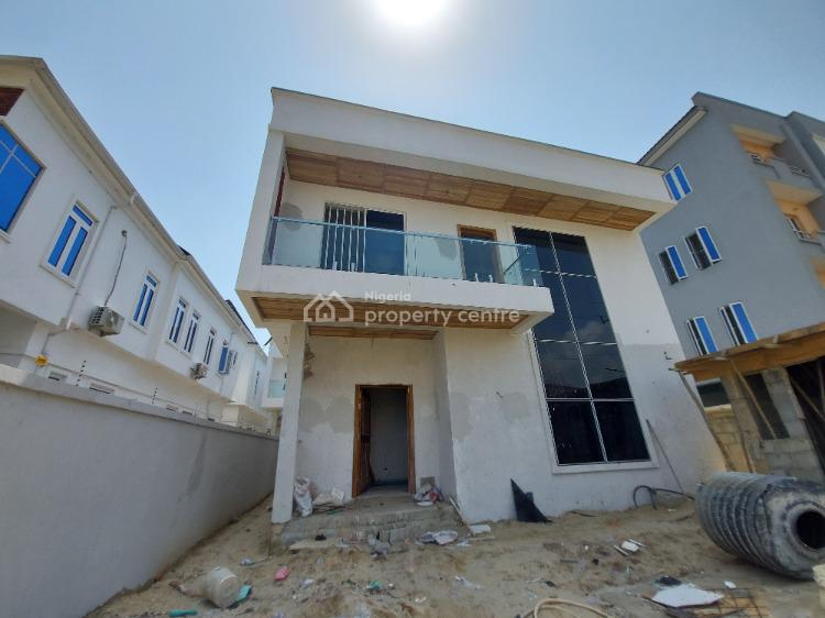 Brand New and Tastefully Finished Five Bedroom Detached House with Bq, Lekki, Lagos, Detached Duplex for Sale