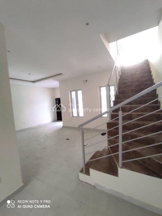 Brand New Luxury 4 Bedrooms Terraced Duplex Plus a Room Bq, Chevron, Orchid Road, Lekki, Lagos, Terraced Duplex for Sale