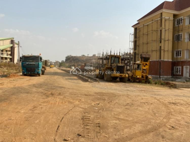Strategic Build and Live Plot, Paradise Hills, Behind Coza, Guzape District, Abuja, Residential Land for Sale
