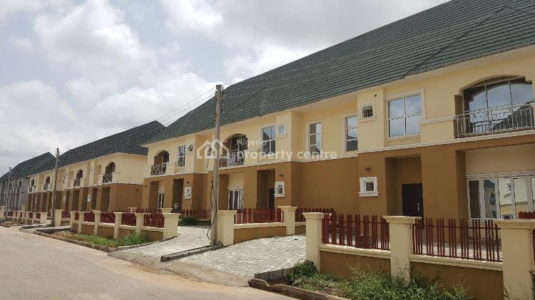 Newly Built 3 Bedroom Terrace House in a Secured & Serene Environment, Riverpark Estate, Lugbe District, Abuja, Terraced Duplex for Rent
