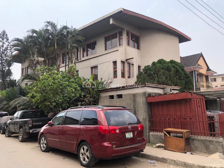 Detached Building, Alagomeji, Yaba, Lagos, House for Sale