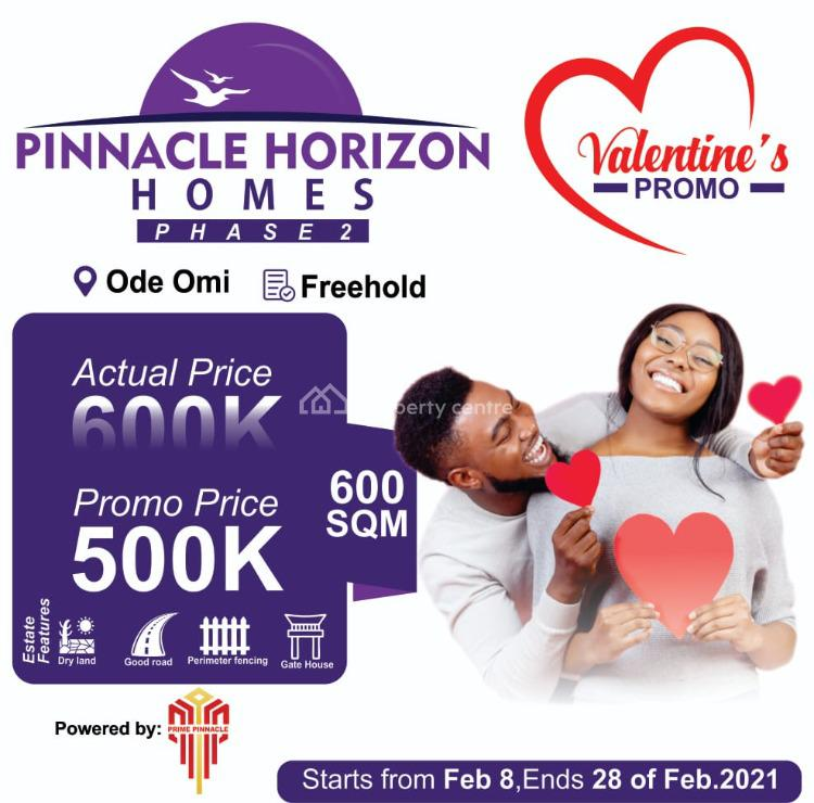 Best Investment Plots of Land Available, Pinnacle Horizon Ode Omi, Ode Omi, Ibeju Lekki, Lagos, Mixed-use Land for Sale