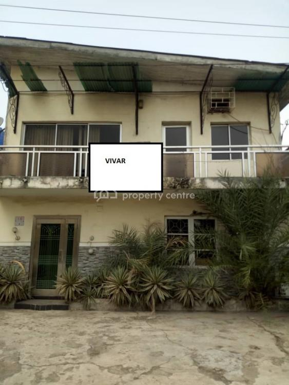 5 Bedroom Detached House on 350 Square Meters, South West, Ikoyi, Lagos, Detached Duplex for Sale