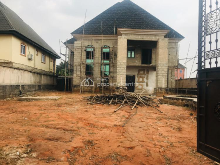 Uncompleted 5 Bedroom Duplex All Ensuite with Swimming Pool, Owerri Municipal, Imo, Detached Duplex for Sale
