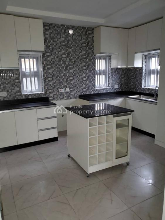Newly Built 4 Bedroom Semi-detached, Orchid Road Lekki, Lekki Expressway, Lekki, Lagos, Semi-detached Duplex for Sale