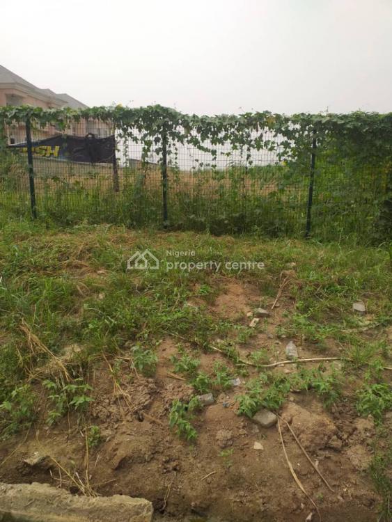 2917.73 Sqm Water Front Land, Phase2, Osborne, Ikoyi, Lagos, Residential Land for Sale