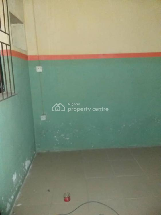 Nice and Spacious Mini Flats Bungalow with Wardrobes Fenced and Gated, Kosemani Street, Off Mosan Road. Ipaja, Alimosho, Lagos, Mini Flat for Rent