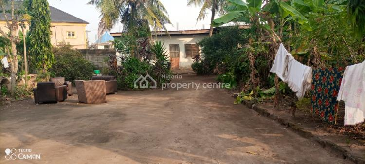 4 Plots of Land with Bungalow and Uncompleted Building, Fenced, Tared, Community Road Environs., Ojokoro, Ifako-ijaiye, Lagos, Mixed-use Land for Sale