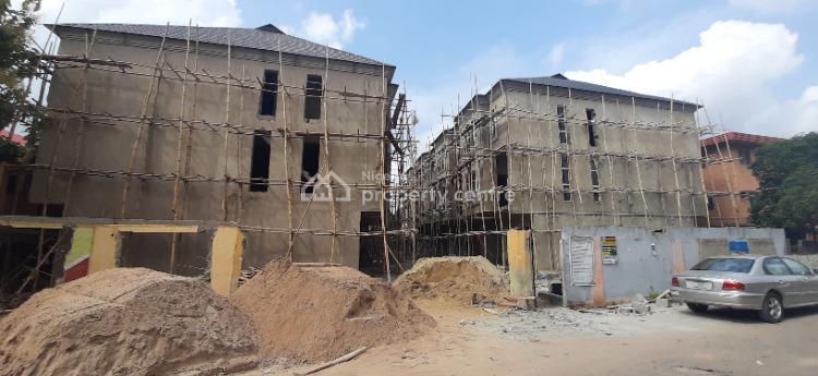 4 Bedrooms Terraced House + Bq, Fola Agoro, Yaba, Lagos, Terraced Duplex for Sale