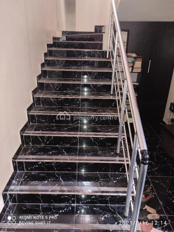 Luxury 5 Bedroom Fully Detached Duplex with 1 Room Bq, Canal West Estate, Osapa, Lekki, Lagos, Detached Duplex for Sale