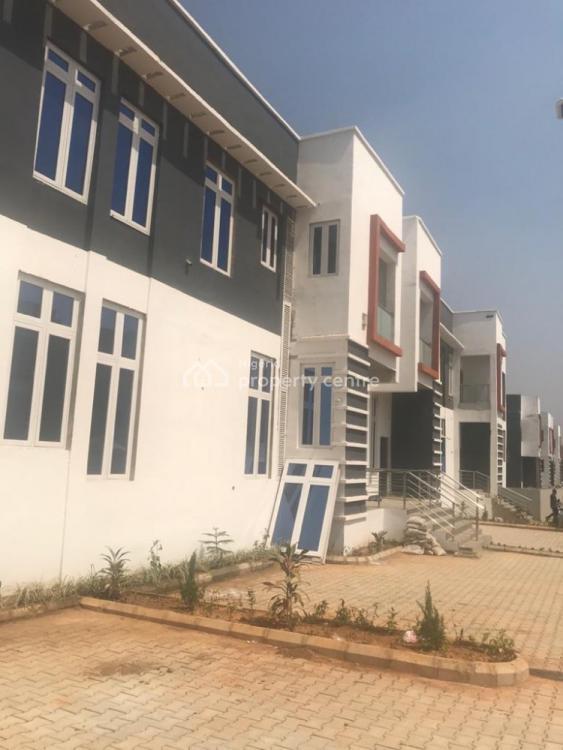 Luxury 3 Bedroom Terrace Duplex with Bq, Fo1 Layout, Kubwa, Abuja, Terraced Duplex for Sale