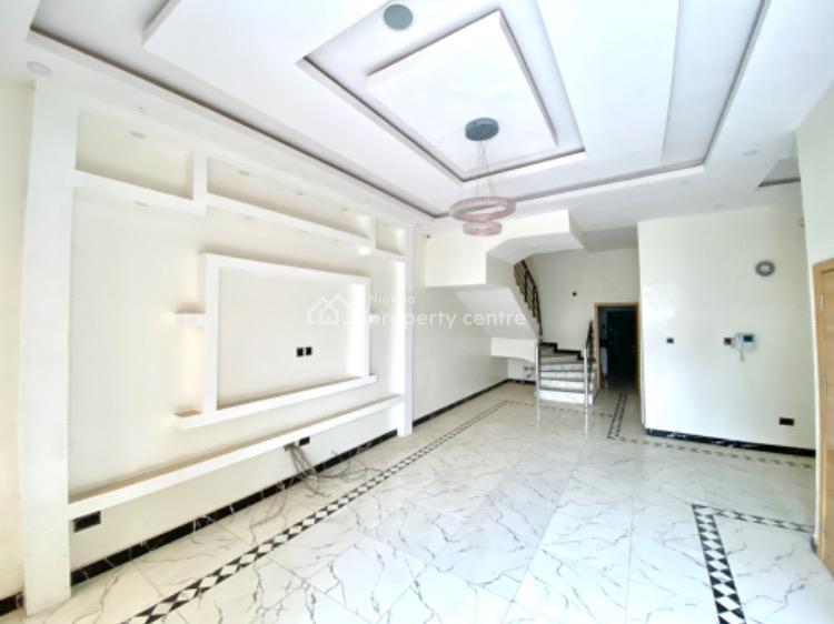 Beautifully Built Semi Detached Duplex, Chevron Alternative Route, Lekki, Lagos, Semi-detached Duplex for Sale