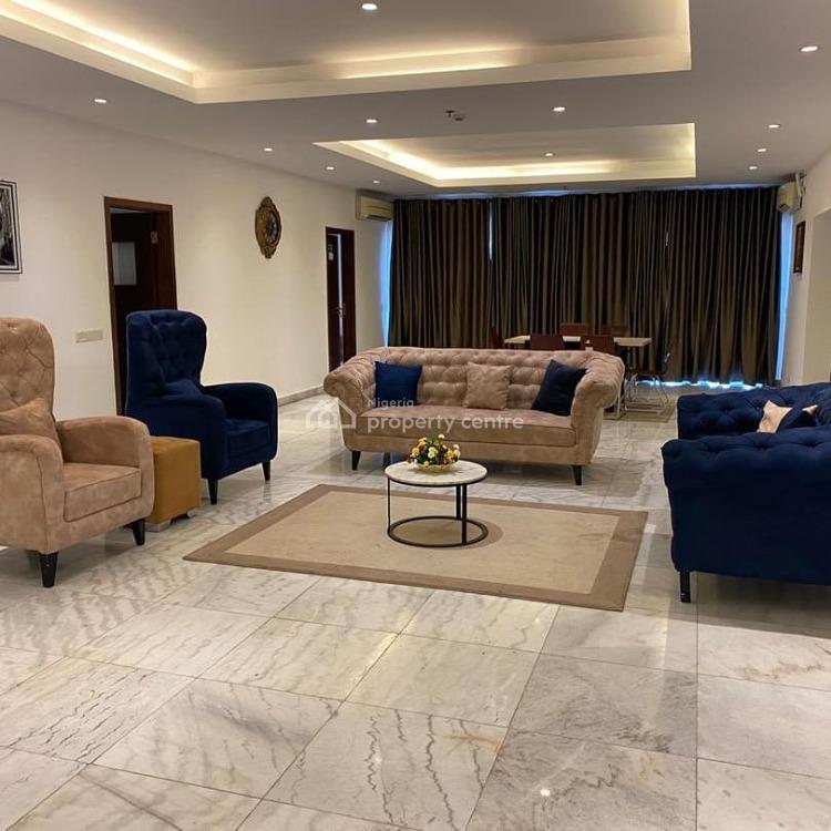 Luxury 3 Bedroom Apartment, Dideolu Estate, Victoria Island (vi), Lagos, Flat / Apartment Short Let