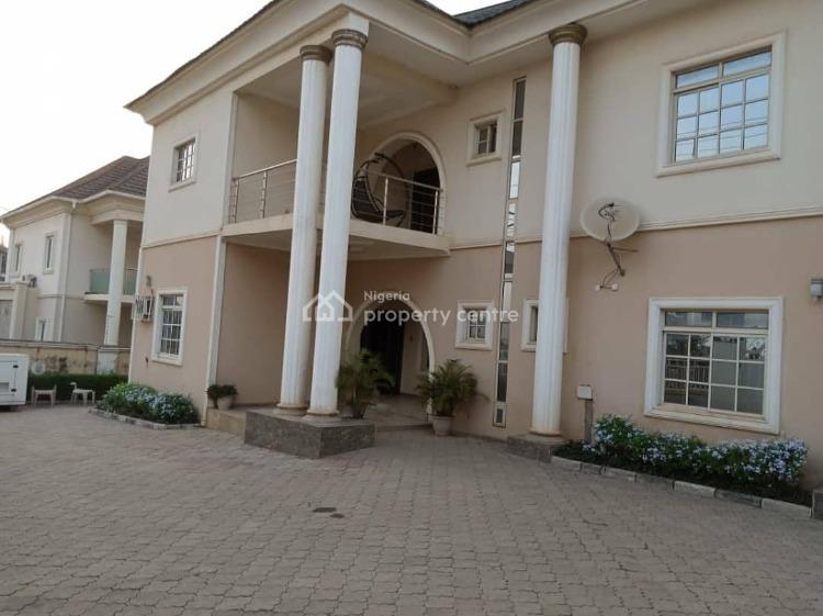 Luxury Furnished 6 Bedroom Mansion with 2 Bedrooms Bq, Oposite American School, Close to Game Village and National Stadium, Area 1, Garki, Abuja, Detached Duplex for Sale