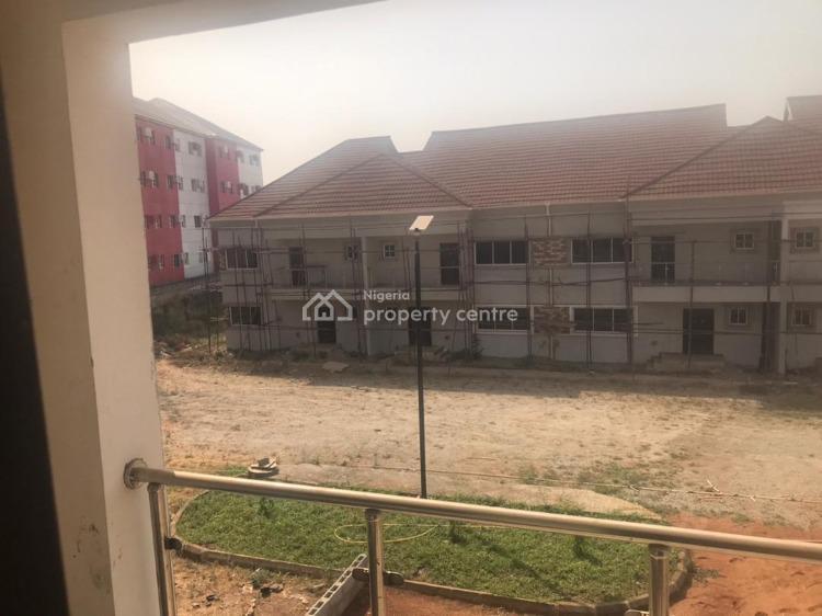 4 Bedrooms Terraced Duplex with Attached Bq in a Mini Estate, Utako, Abuja, Terraced Duplex for Sale