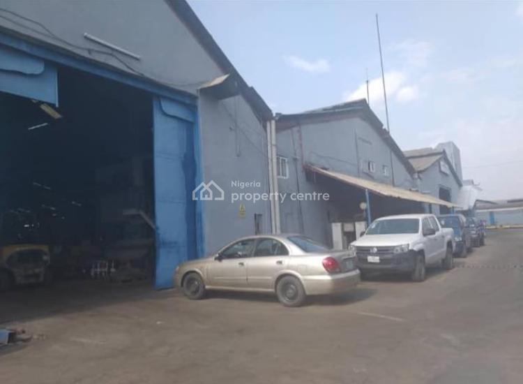 Functional Manufacturing Steel Company, Oregun, Ikeja, Lagos, Factory for Sale