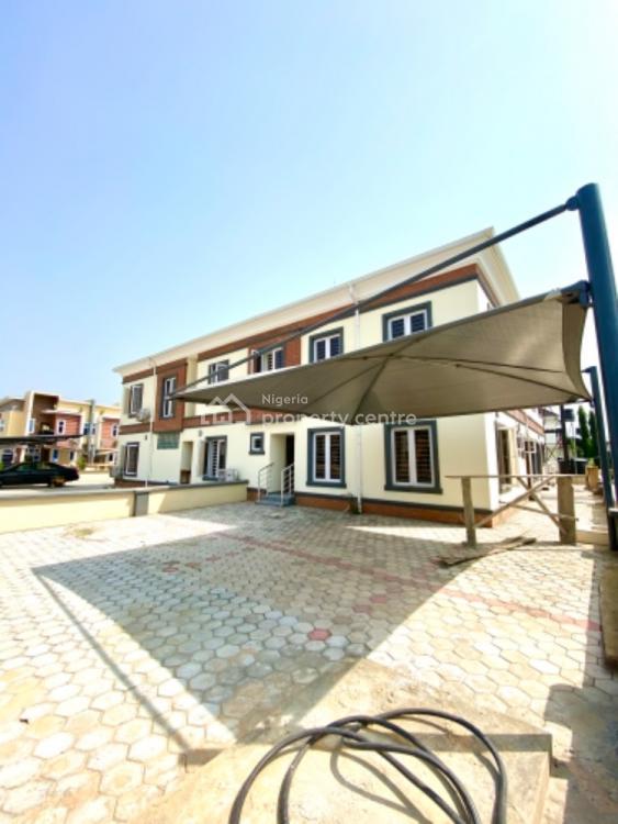 Four Bedroom Semi Detached Duplex, Lafiaji, Lekki, Lagos, Semi-detached Duplex for Sale