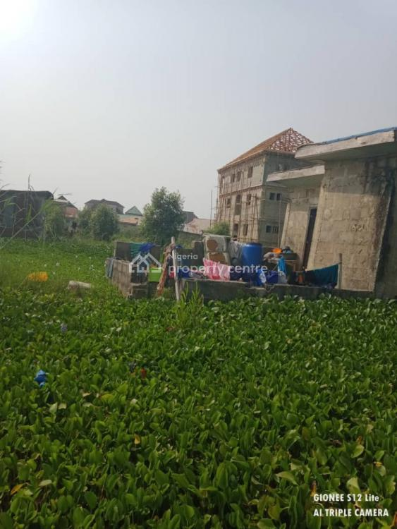 Full Plot of  Land, Unity Estate, Badore, Ajah, Lagos, Residential Land for Sale