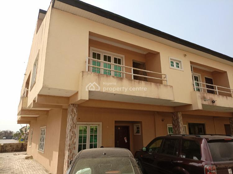4 Bedroom Terrace Duplex Corner Piece, Lekki Gardens Estate Phase 4 By General Paint, Ajiwe, Ajah, Lagos, Terraced Duplex for Sale