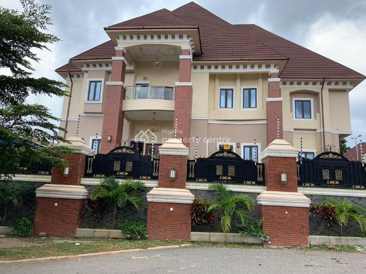Newly Built 7 Bedroom Fully Detached Duplex with Swimming Pool, Asokoro Main, Asokoro District, Abuja, Detached Duplex for Sale