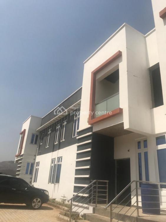 4 Bedroom Terraced Duplex with Bq, Fo1, Kubwa, Abuja, Terraced Duplex for Sale