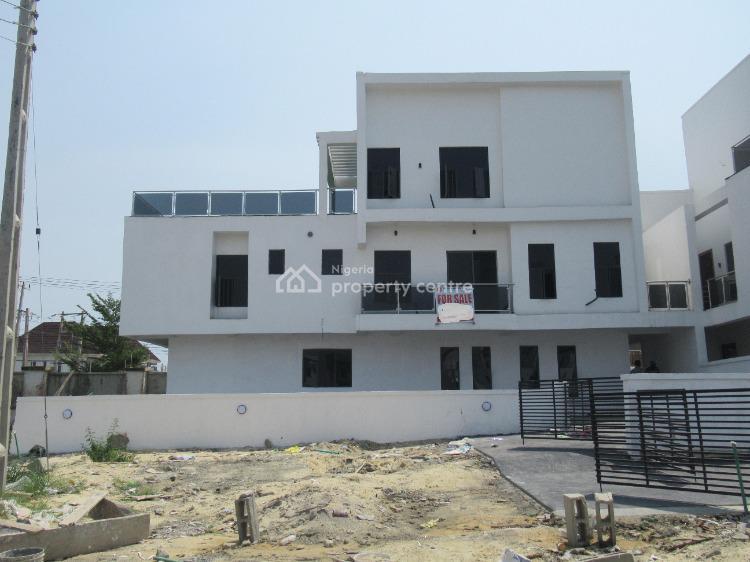 2 Units of 5 Bedroom Semi Detached Duplex, Off Orchid Hotel Road After Chevron Toll Gate, Lekki, Lagos, Semi-detached Duplex for Sale