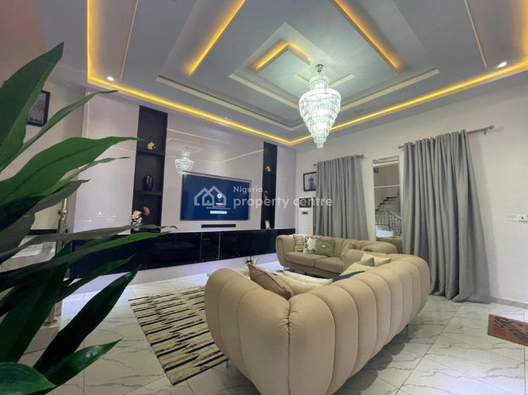 Luxury 4 Bedroom Duplex, Lekki Expressway, Lekki, Lagos, House Short Let