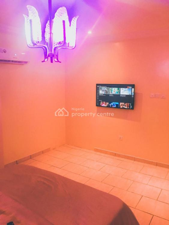 Luxury Fully Furnished and Serviced 3 Bedroom Apartment, By Conservation Centre Axis, Ikota, Lekki, Lagos, Flat / Apartment for Rent
