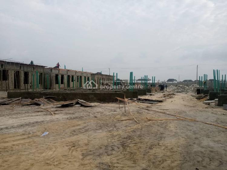 The Ultimate Family Home, a Wonderful Opportunity, Chevron 2nd Tollgate, Orchid Road, Beside His Grace Event Centre, Lekki, Lagos, Terraced Duplex for Sale