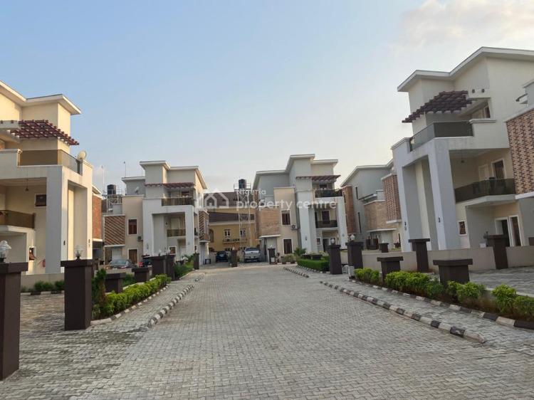 Luxurious 5 Bedroom Duplex with a Bq Fully Detached, Ikeja Gra, Ikeja, Lagos, Detached Duplex for Rent