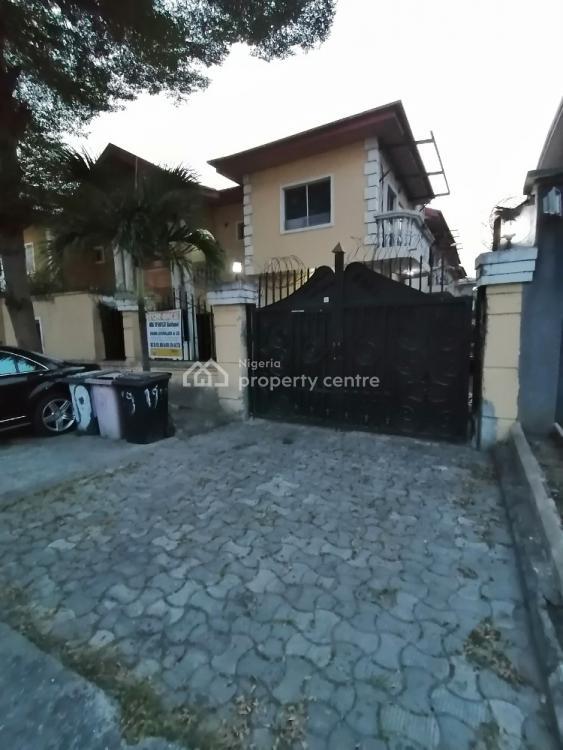 Tastefully Finished Property, Off Admiralty, Lekki Phase 1, Lekki, Lagos, Semi-detached Duplex for Sale