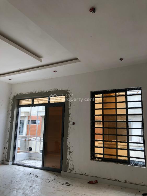 Brand New Fully Serviced 4 Bedrooms Terraced Duplex + Bq, Igbo Efon, Lekki, Lagos, Terraced Duplex for Sale