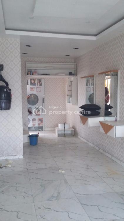 Shop Space Good for Saloon, Bisola Durosinmi Etti Drive Lekki Phase 1, Lekki, Lagos, Shop for Rent