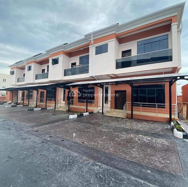 4 Bedroom Terrace, Ikate, Lekki, Lagos, Terraced Duplex for Sale