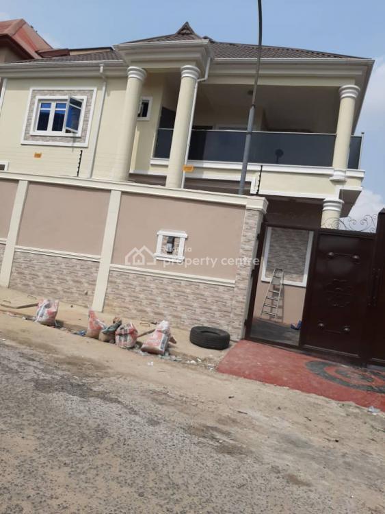 Newly Built 4 Block of 3 Bedroom Flats, Ogba, Ikeja, Lagos, Flat / Apartment for Rent