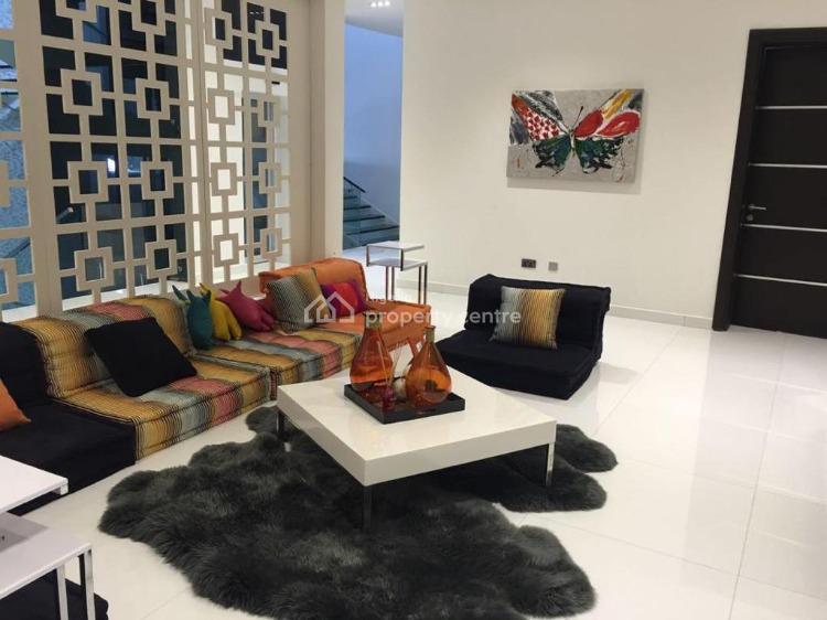 Uxury 6 Bedroom Fully Detached/furnished Mansion, Ikoyi, Lagos, Detached Duplex for Sale