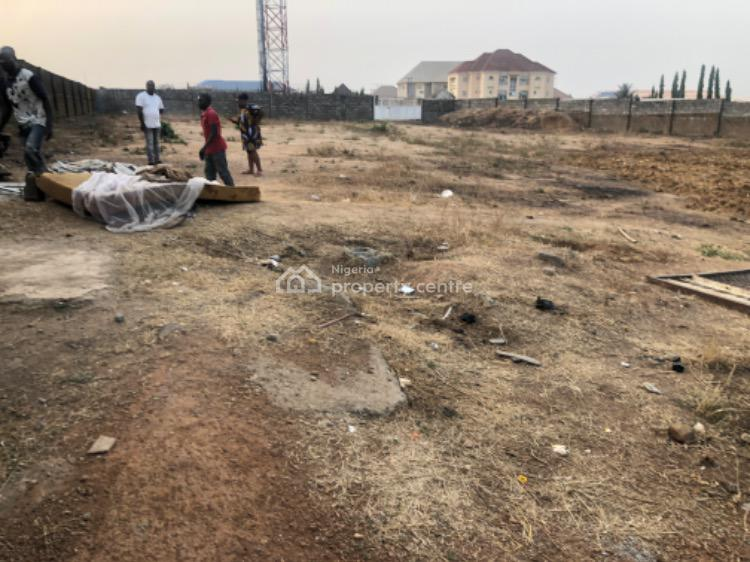 a 3000sqm Table Land in a Fine Environment, Very Close to Living Faith Church Extension 3, Fo1 Layout, Kubwa, Abuja, Mixed-use Land for Sale