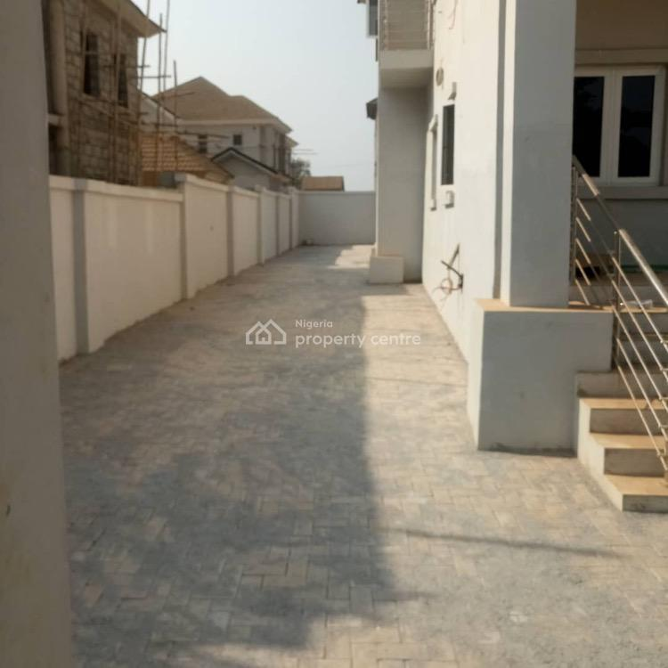 Brand New 4 Bedroom Fully Detached Duplex with 2 Rooms Bq in an Estate, Suncity Estate, Galadimawa, Abuja, House for Sale