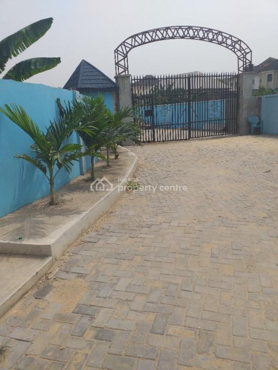 Residential Landit Has a Governors Consent., Omole Phase 2 Estate., Omole Phase 2, Ikeja, Lagos, Residential Land for Sale