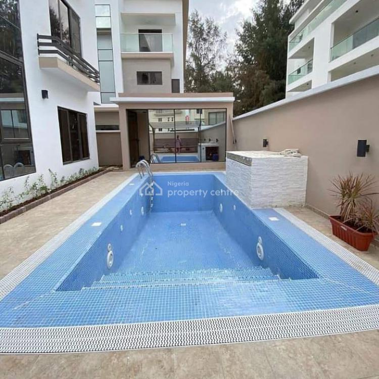 Exquisitely Finished 5 Bedroom with 2 Rooms Bq., Banana Island, Ikoyi, Lagos, Detached Duplex for Sale