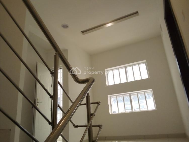 Brand New 5 Unit of 4 Bedroom Terrance Duplex with a Room Bq, Ikate, Lekki, Lagos, Terraced Duplex for Sale