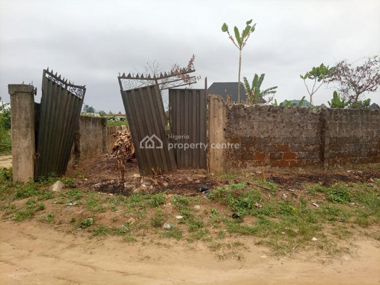 Well Located and Conerpiece Dry Land, Odani Green City Estate, Elelenwo, Port Harcourt, Rivers, Mixed-use Land for Sale