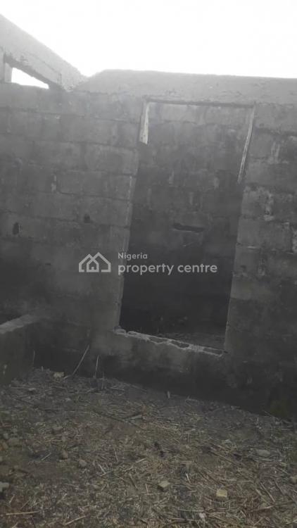 Almost Completed 3 Bedroom Flat, Imoshe, Ado-odo/ota, Ogun, Detached Bungalow for Sale