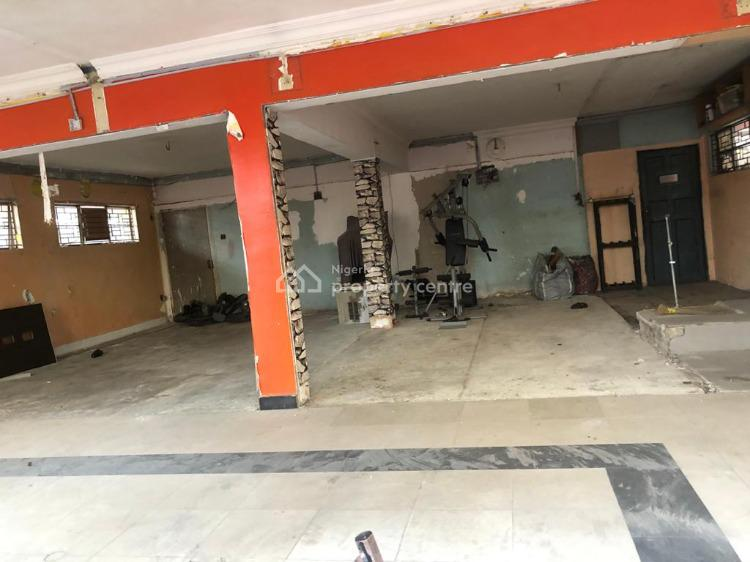 Open Plan Office Commercial/office Space, Alagomeji, Yaba, Lagos, Office Space for Rent