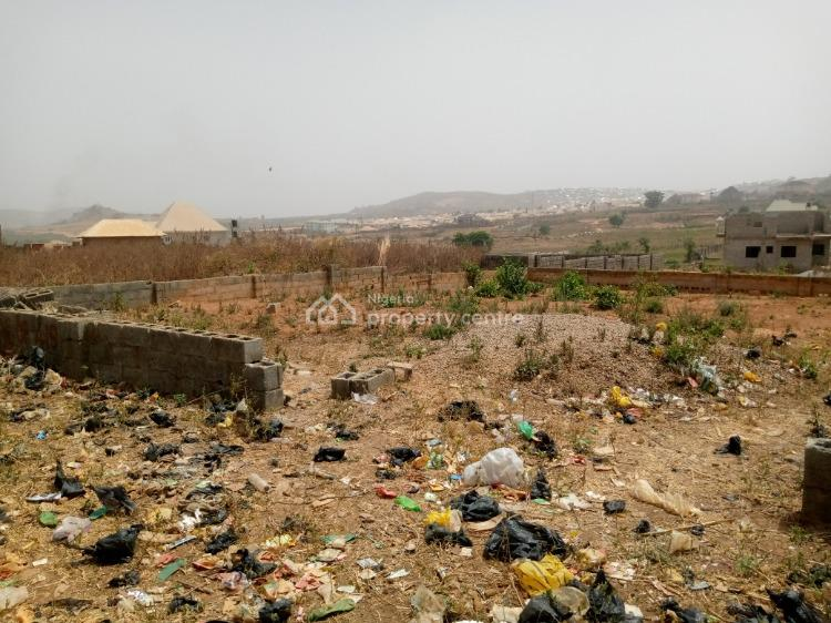 900sqm Buildable Plot of Land, Mpape 11 Layout, Mpape, Abuja, Residential Land for Sale