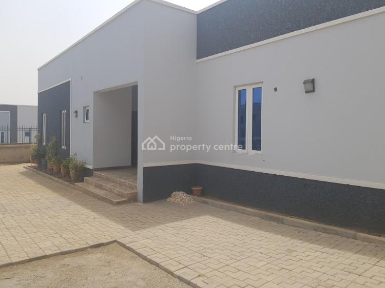 Luxury Newly Built 3 Bedrooms Bungalow, Arab Road, Kubwa, Abuja, Detached Bungalow for Sale