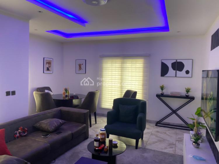 Exquisite Three(3) Bedroom Apartment, Freedom Way, Lekki Phase 1, Lekki, Lagos, Flat Short Let